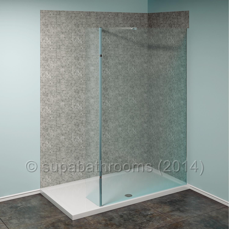 Walk In Shower Enclosure Walk In Shower Enclosure 8mm Toughened Glass Flipper Screen