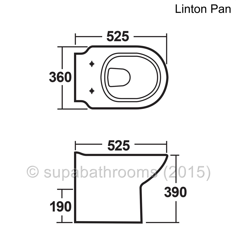 Minimalist gloss white vanity unit 600 800 or 1000mm - 600mm Turin Gloss White Bathroom Vanity Unit Btw Wc Toilet Pan